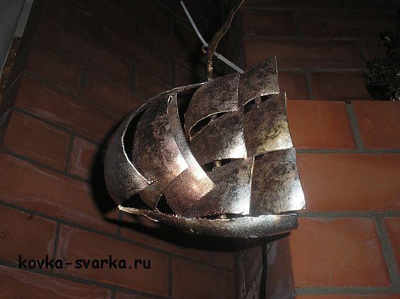 фото ковка сварка корабль