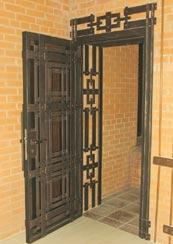 ковка дверь фото