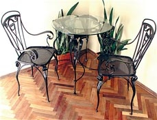 фото ковка столы