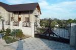 фото ворот от Васильевых, Уфа