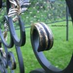 Элементы кованые - листья, завитки