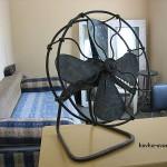 Вентилятор кованый
