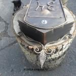 Фото кованого почтового ящика