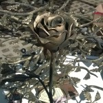 Фото золотой розы
