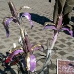 Фото кованых цветов