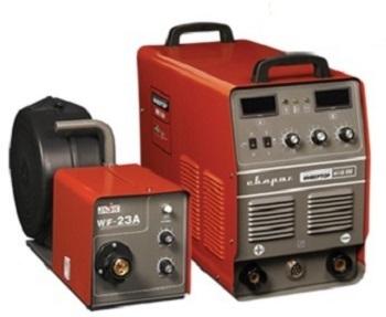 Двухкорпусной сварочный полуавтомат «Сварог MIG 350 J1601».