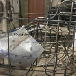 Фото металлического каркаса