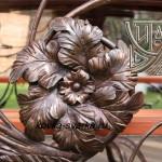 Фото кованого цветка