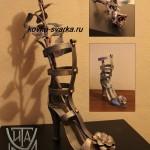 Фото кованых предметов для интерьера