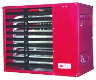 Газовый промышленный тепловентилятор «Roberts Gordon Combat CTUA 30 G/L».