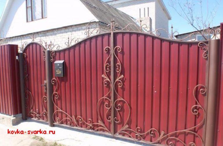 Ворота железн е заказать ворота карелии в иматре