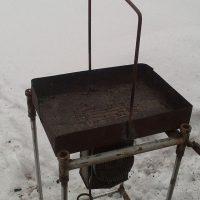 Как изготовить горн кузнечный переносной из подручных материалов (часть 3). фото и видео