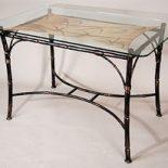 Кованный стол «Бамбук»