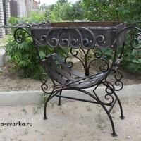 Изумительные по красоте и качеству работы по художественной ковке из Волгограда