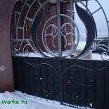 Ковка- фото (ворота). Подборка 1.
