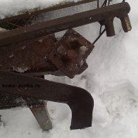 Вилка кузнечная (ручной инструмент)